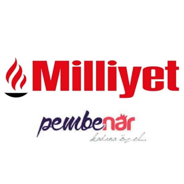 milliyet-pembenar-logo timur gürgan tüp bebek